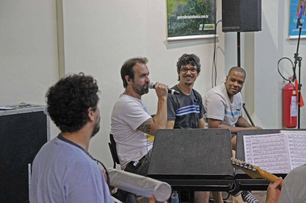 Os cantores