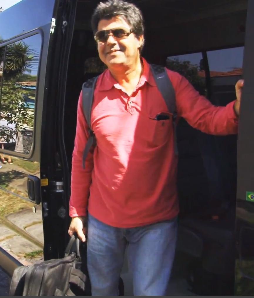 Chegando em São Paulo!